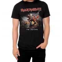 Мъжка тениска Iron Maiden The trooper