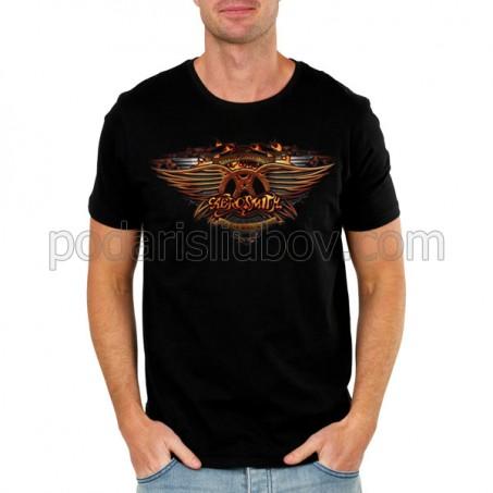 Мъжка тениска Aerosmith