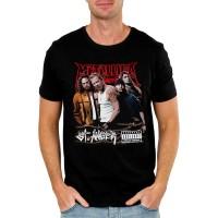 Мъжка тениска Metallica, St.Anger