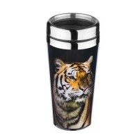 Термо чаша тигър