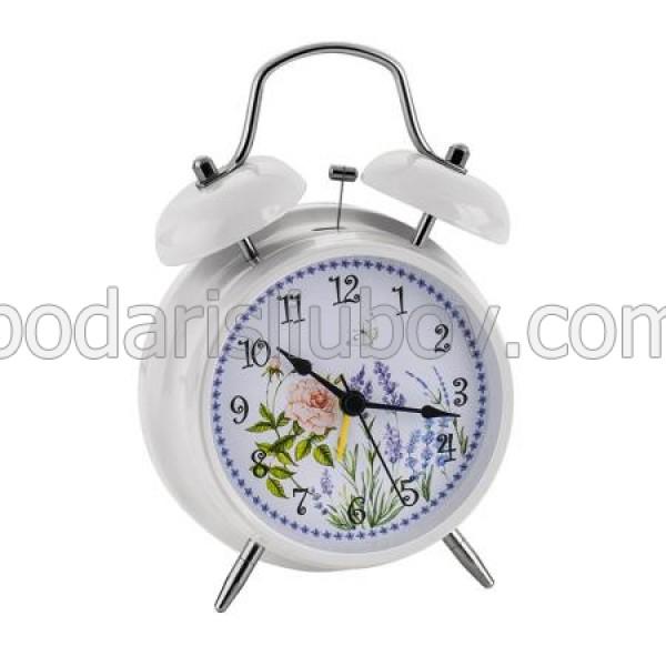 Часовник - будилник Лавандула