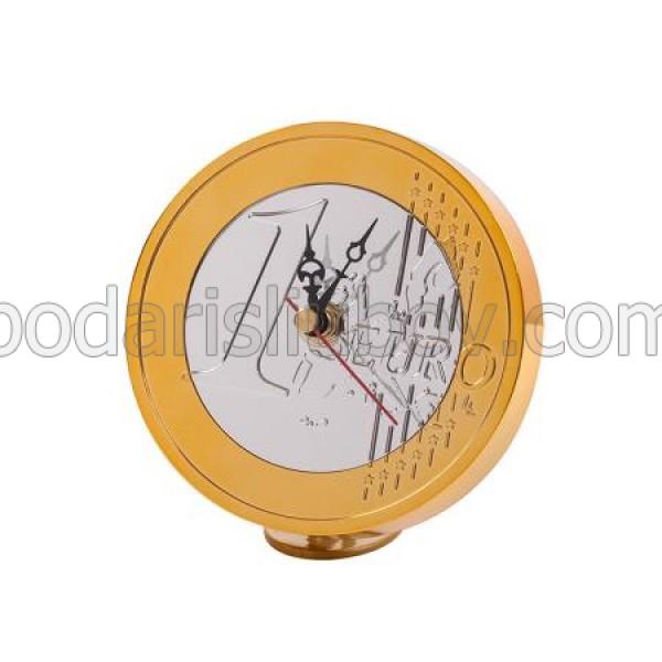 Настолен часовник - Евро