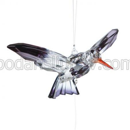 Висулка червено колибри
