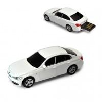 Флашка BMW 335I, 8 GB, бял цвят