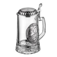 Халба за бира- 50 Юбилей 500мл