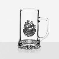 Халба за бира Кораб 500мл