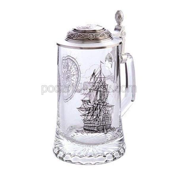 Халба за бира - Мореплавател 500мл