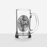 Халба за бира Кораб 300мл
