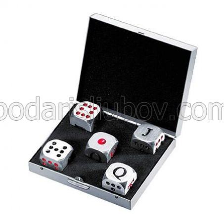 Комплект зарчета за игра в кутия