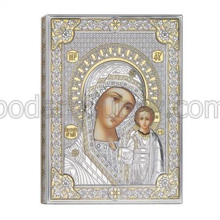 Икона - Богородица, 12*16см