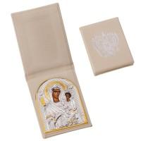 Икона - Богородица, 6x9см