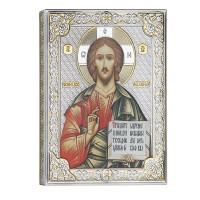 Икона - Исус Христос, 12*16см