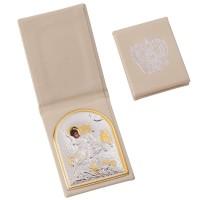 Икона - Свети Георги победоносец,6х9см