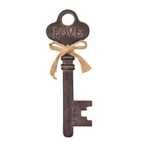 Ключ за стена Love