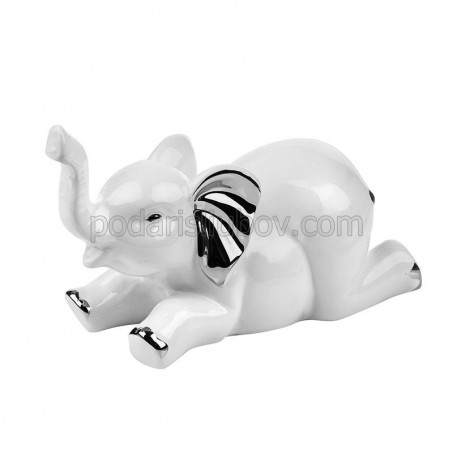 Керамична статуетка Слонче