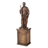 Керамична статуетка Хипократ