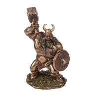 Керамична статуетка войн Викинг