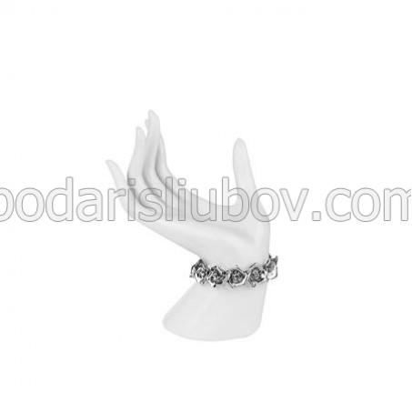 Керамична статуетка ръка