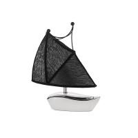 Настолна лампа, с основа малка лодка