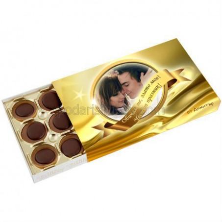 Бонбони със златен етикет