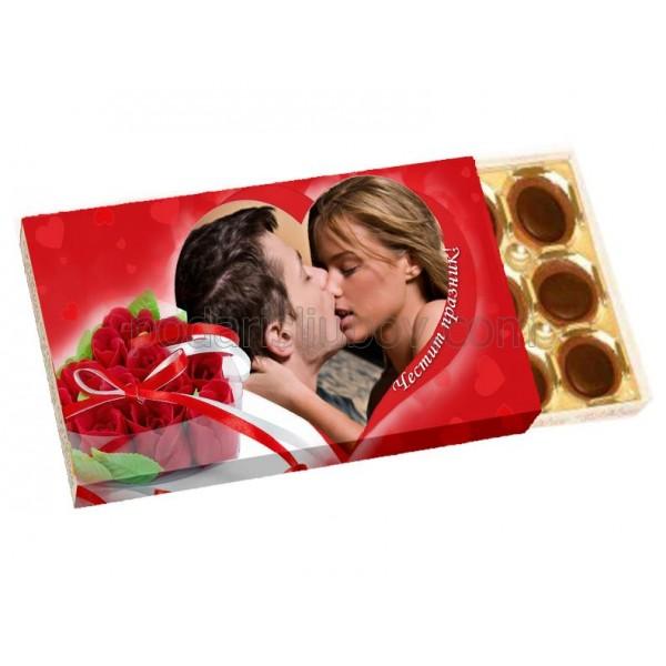 Бонбони Тофифи с Ваша снимка