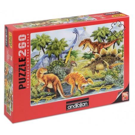 Пъзел Долината на динозаврите, 260 части