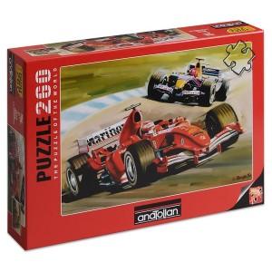 Пъзел Формула 1, 260 части