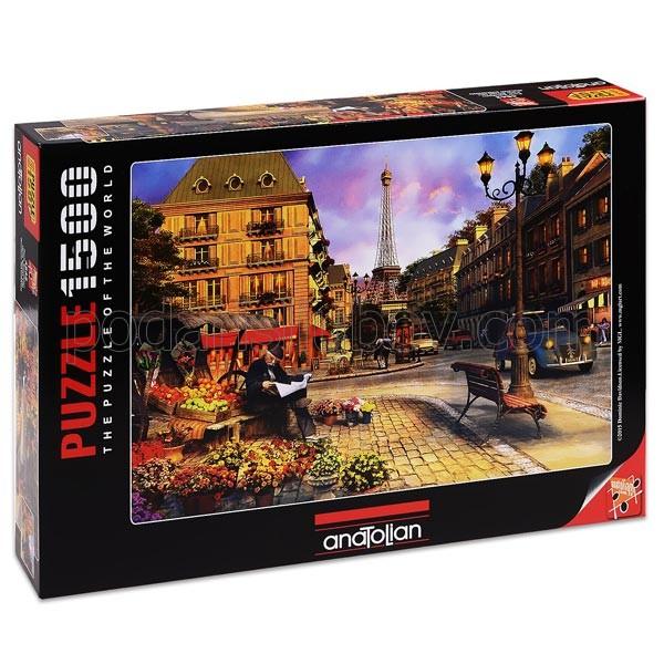 Пъзел Някъде в Париж, 1500 части