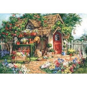 Пъзел Рая на градинаря, 500 части