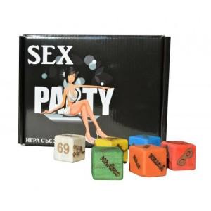 Игра Sex party