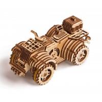 АТВ, дървен 3Д конструктор