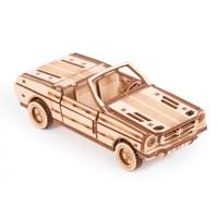 Кабриолет, дървен 3Д конструктор