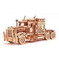 Голям камион, дървен 3Д конструктор