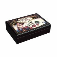 Кутия с покер карти Модиано LAS VEGAS