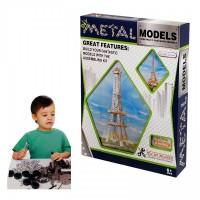Айфеловата кула, метален конструктор 407 елемента