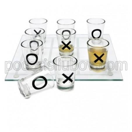 Морски шах с 9 шота