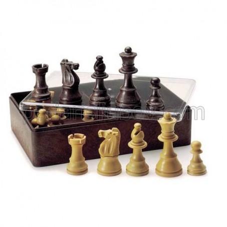 Пластмасови фигури за шах - комплект
