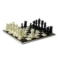 Голям шоколадов шах с фигури, 28*28см