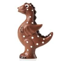 Шоколадов динозавър, в кутия