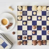 Шоколадов шах с фигури