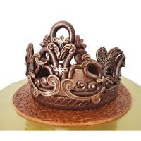 Корона от белгийски шоколад