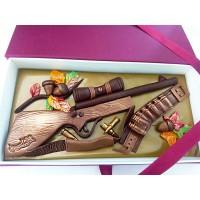 Пушка от белгийски шоколад