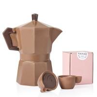 """Подаръчен комплект от шоколад """"Кафе"""""""