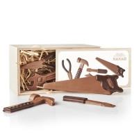 Подаръчен комплект за майстори, белгийски шоколад