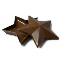 Шоколадова кутийка ЗВЕЗДА