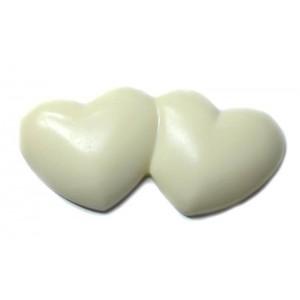 Двойно шоколадово сърце