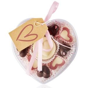 Бонбониера Шоколадово сърце