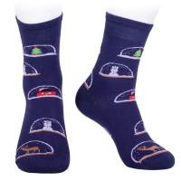Оригинални мъжки чорапи Коледни акценти