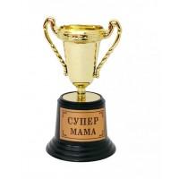 Купа с надпис: Супер мама
