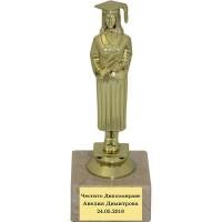 Статуетка за Дипломиране